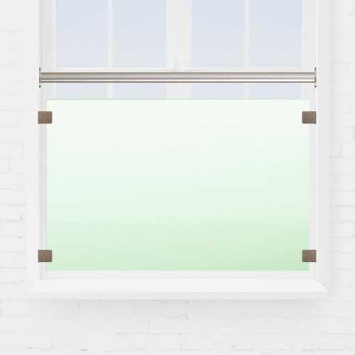 Kit garde-corps fenêtre verre