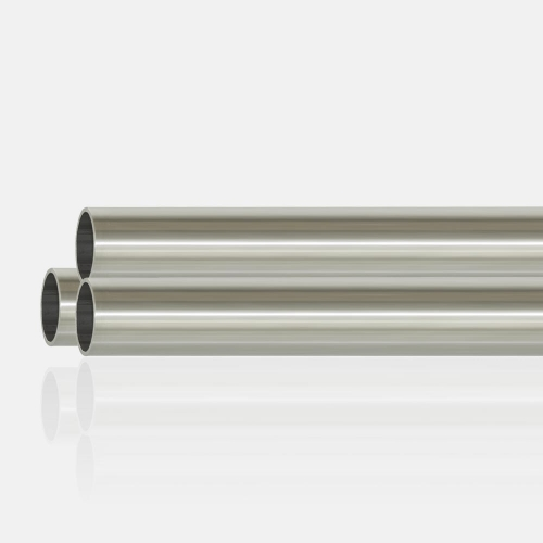 Tube inox 304 brossé 42.4 x 2mm pour main courante
