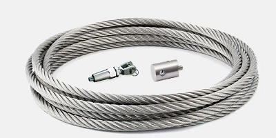 Câble inox pour garde-corps