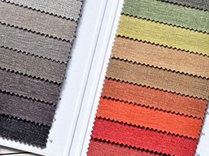 échantillon couleurs voiles d'ombrage