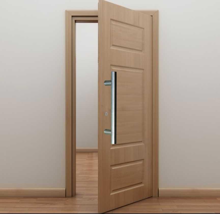 Poignée de porte bâton de maréchal
