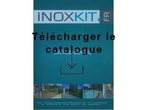 Catalogue Inoxkit