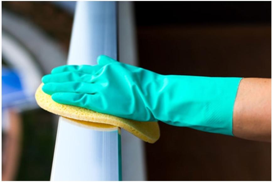 comment nettoyer un tube inox ou enlever de la rouille sur. Black Bedroom Furniture Sets. Home Design Ideas